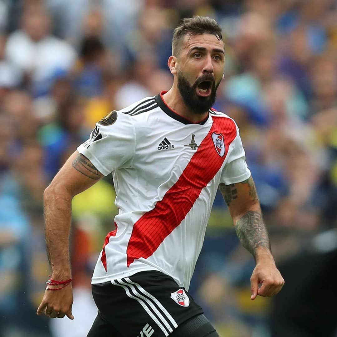 Lucas Pratto Post Partid Pratto Club Atletico River Plate River Campeon Libertadores