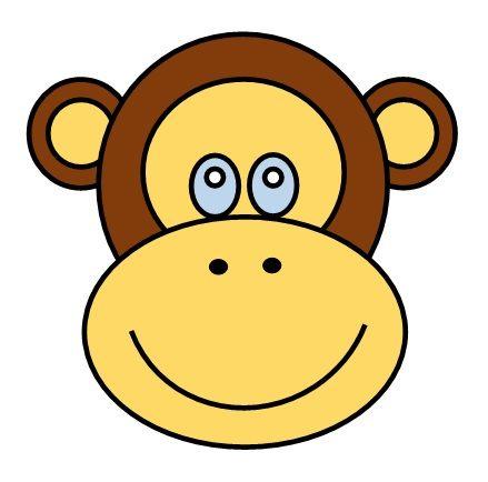 aap hoofd tekenen   tekeningen - draw, crafts en doodles