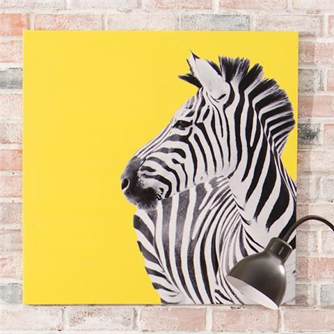 zebra print canvas wall art - Redbul.energystandardinternational.co