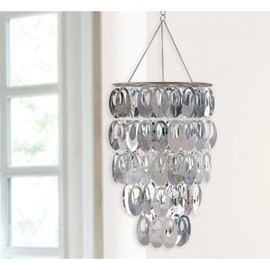 Home Bling Chandelier Chrome Chandeliers Blue Chandelier