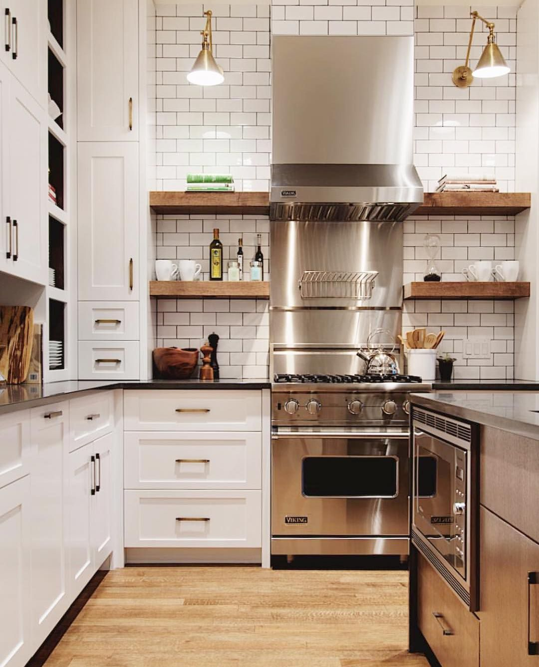 33 Modern Style Cozy Wooden Kitchen Design Ideas: Pin By Little Yellow Cottage On ***Cozy Cottage Kitchens
