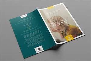 Modern Brochure Design  Bing Images  Live Oak Website