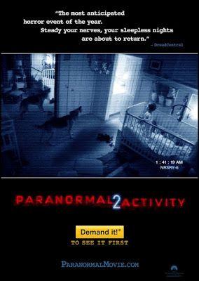 El Oscuro Rincon Del Terror Paranormal Activity 2 Actividad Paranormal Paranormal Actividad Paranormal 2