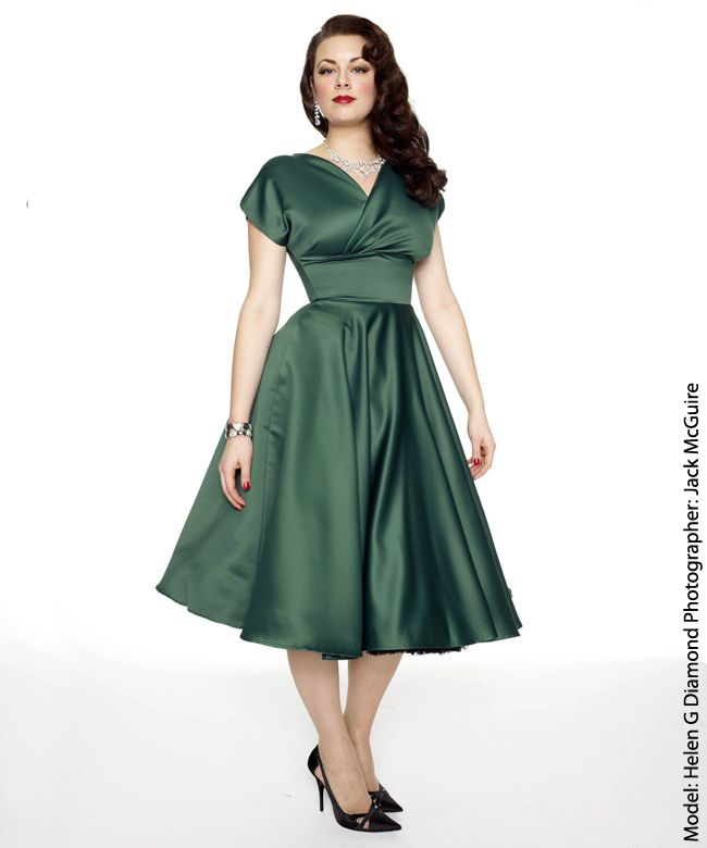 Grace Dress from Vivien of Holloway | 1950s Dresses from Vivien of ...