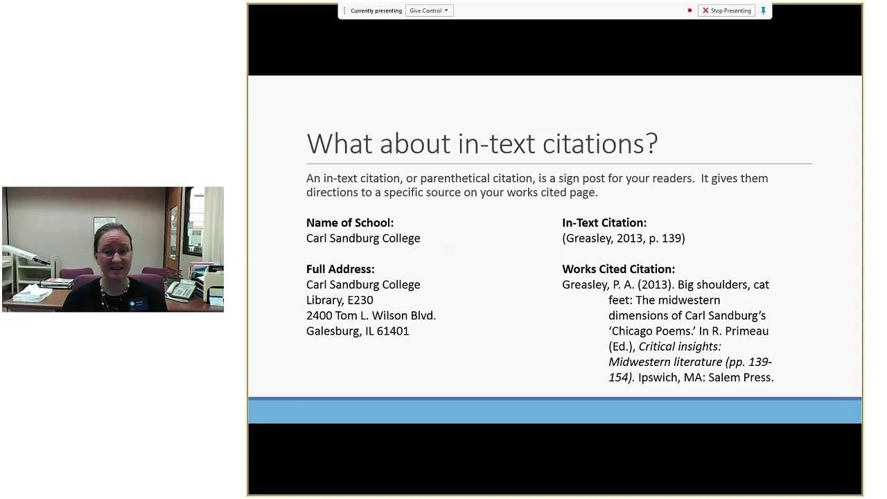 Citing Source Simplified Apa Parenthetical Citation Work Cited How To In Text A Website Without Author