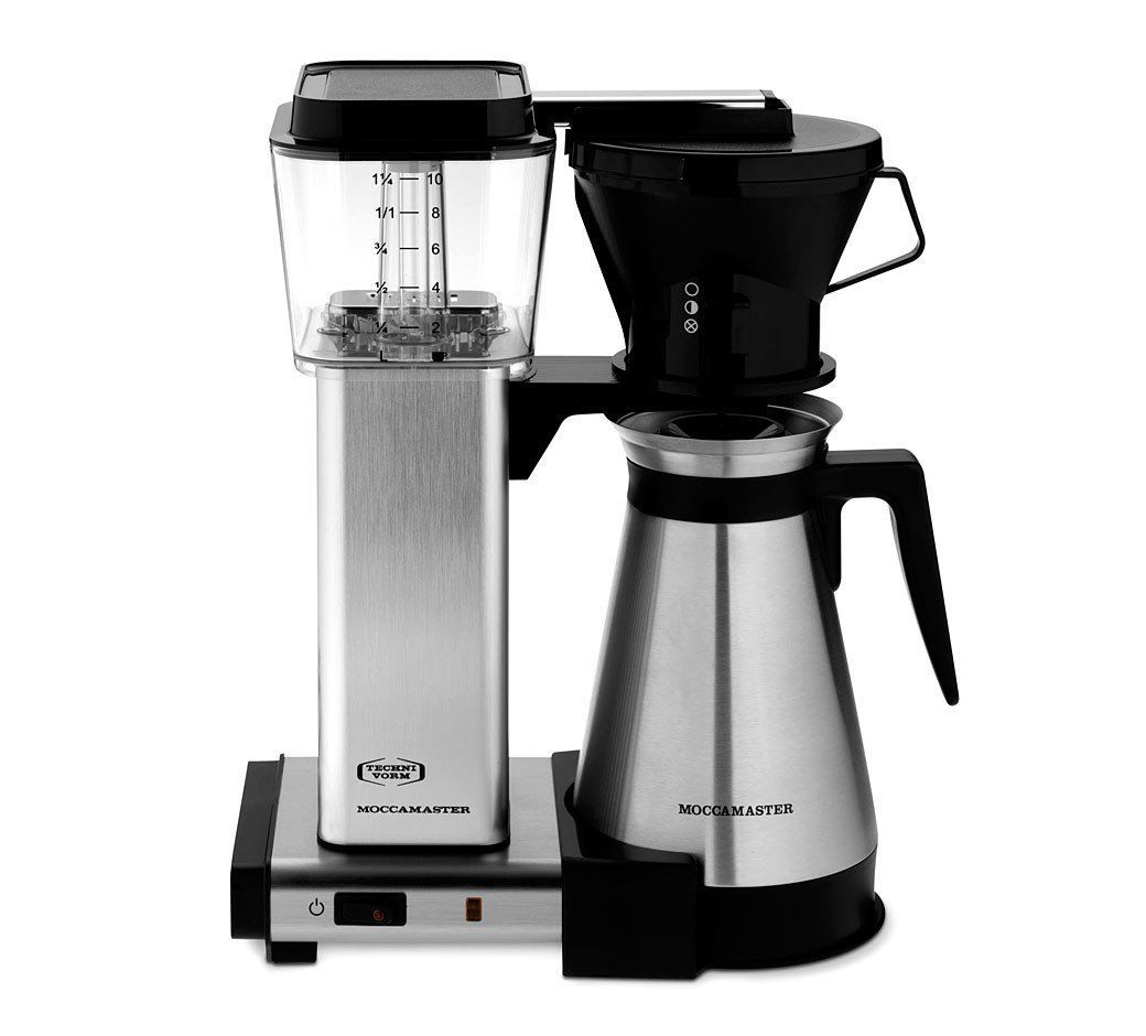 Technivorm Moccamaster Thermo Coffee Maker ^^ If you love