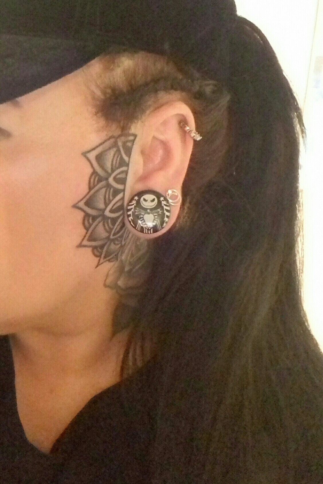 New piercing ideas  New mandala tattoo  art  Pinterest  Tattoo and Piercings