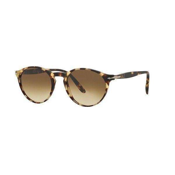 52f41b15a5 Descubre las Galleria Persol - con lentes Marrón difuminado y montura  Tabacco Virginia Antique de Acetato.