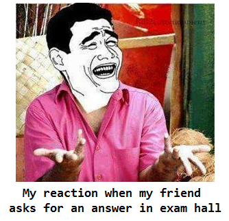 Funny Situations During Semester Exam Pictures Funny Indian