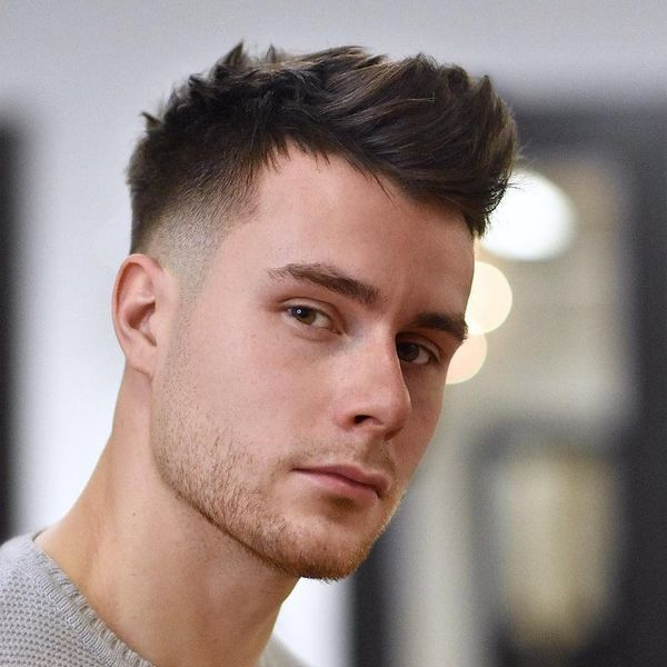 Messy Hairstyles For Men 72 Ideas Of Messy Haircuts For Guys 2019 Curly Hair Men Short Hair Styles Mens Hairstyles Short