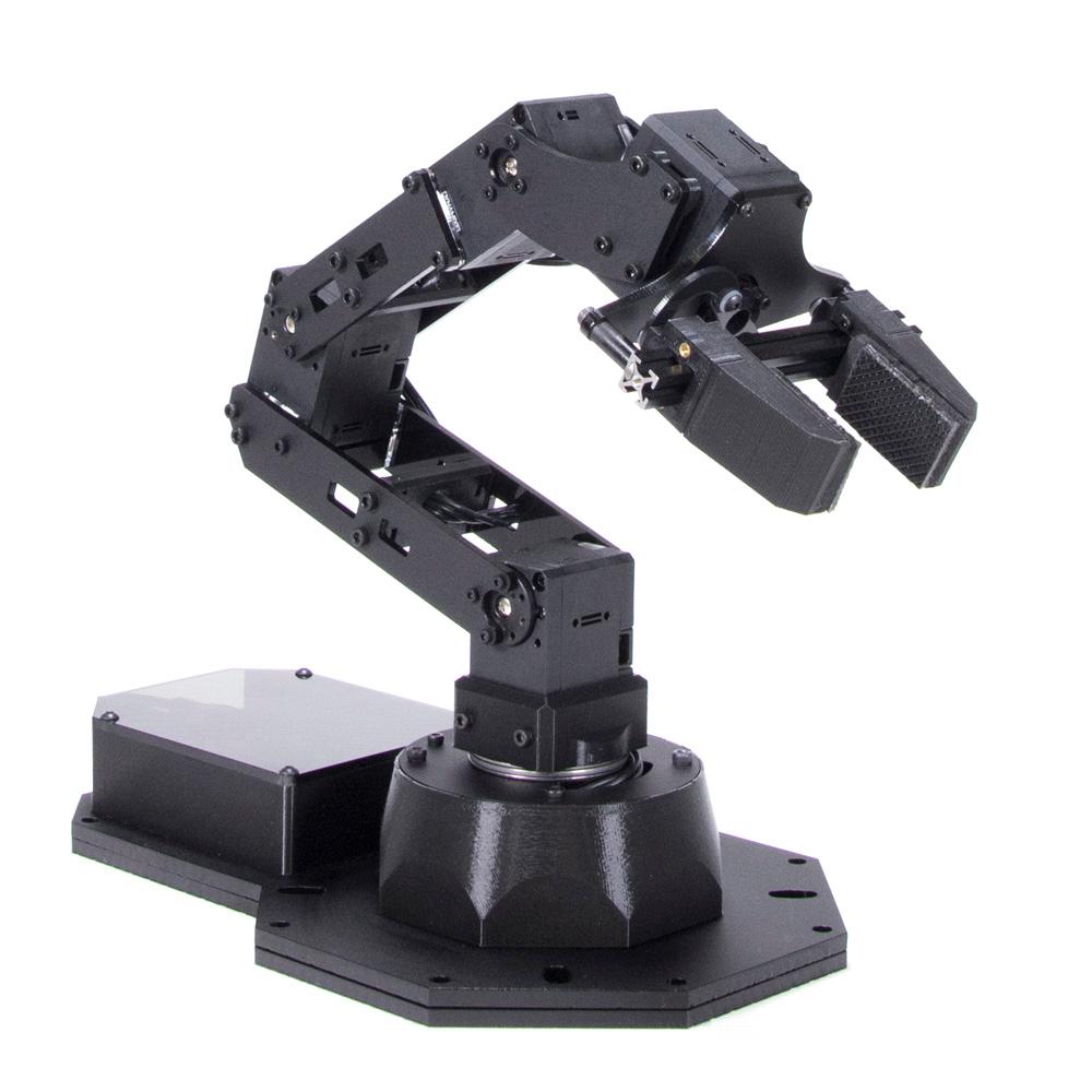 Pincherx 100 Robot Arm X Series Robotic Arm Robot Arm Robot Integrated Development Environment