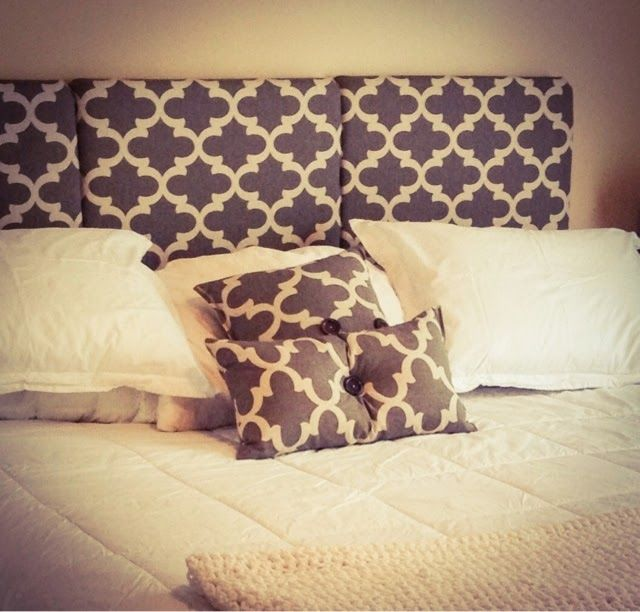 momma mia moments diy king headboard total king size bed makeover for 82 diy love it. Black Bedroom Furniture Sets. Home Design Ideas