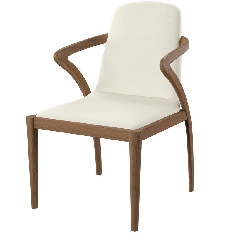 Mullan Bend Upholstered Dining Chair Reviews Allmodern Dining Chairs Side Chair Dining Room Solid Wood Dining Chairs