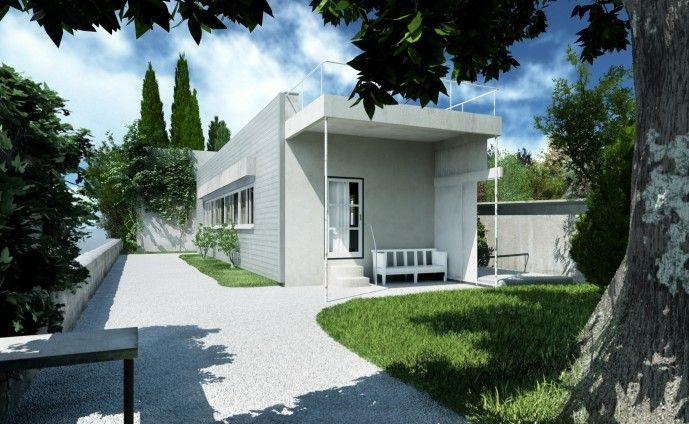 Villa Le Lac Plan Google Search Le Corbusier Villa