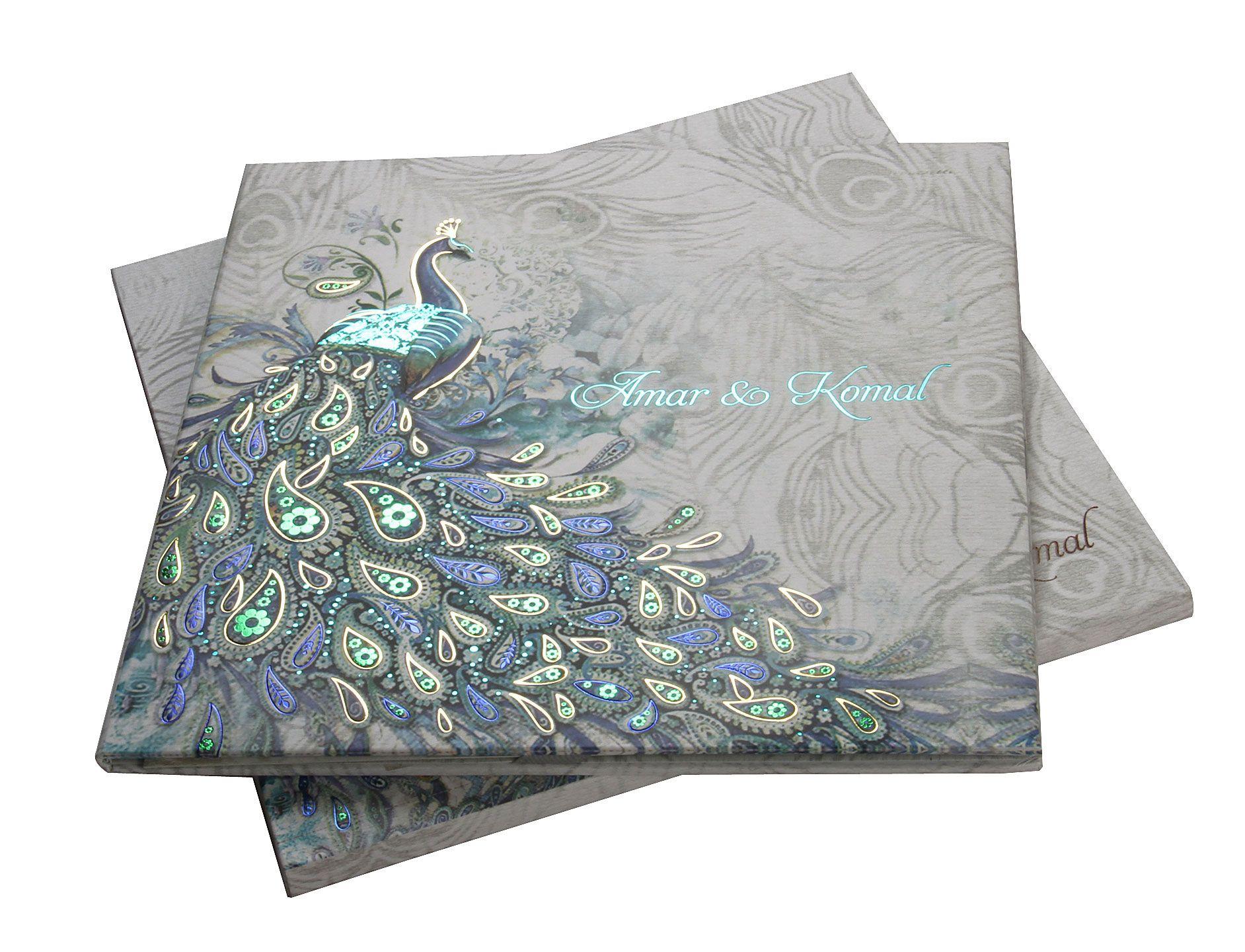 Indian wedding card designs