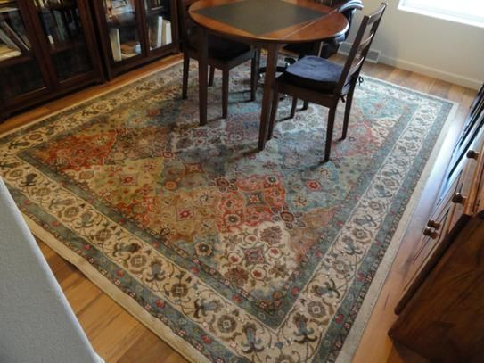 Mohawk Home Persia Almond Buff 8 Ft. X 10 Ft. Area Rug 441715 At
