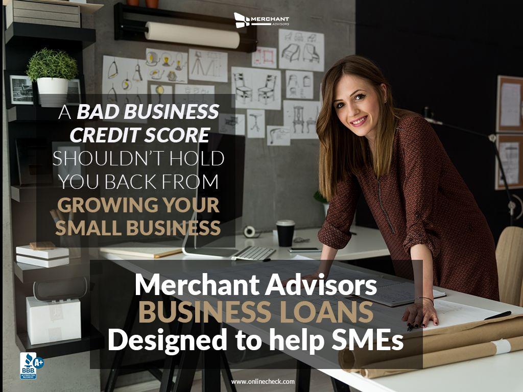 Guaranteed Bad Credit Business Loans Merchant Advisors Loans For Bad Credit Business Loans Bad Credit Score
