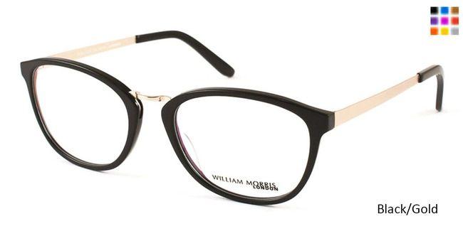 5f95b868da5 Black Gold William Morris London WM7602 Eyeglasses