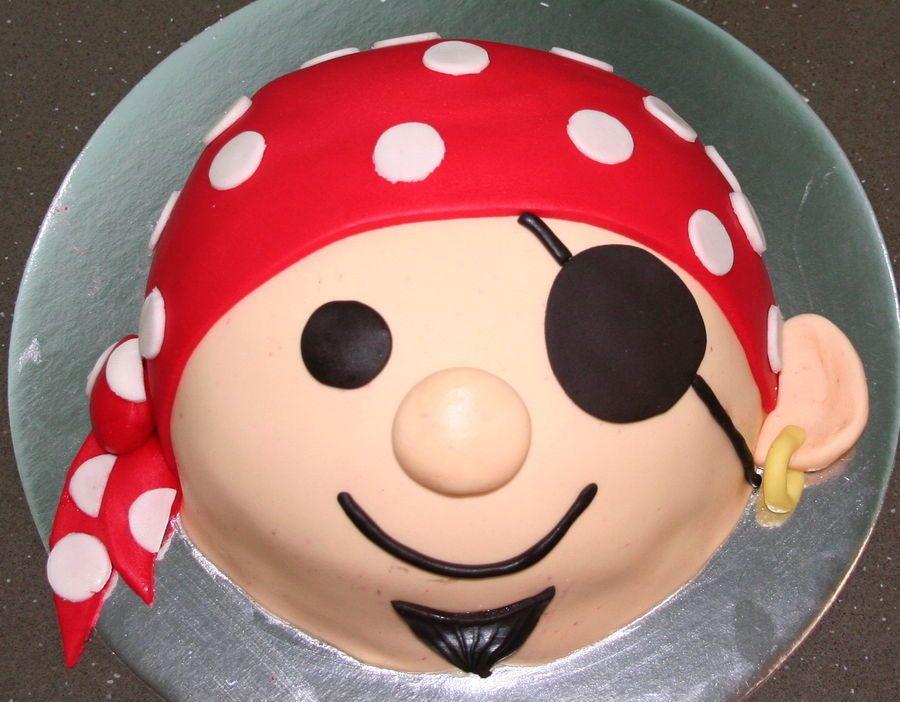 Piratenparty Geburtstagstorte Piraten Party Kindergeburtstag