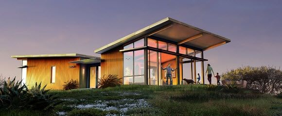 Modern modular homes seattle