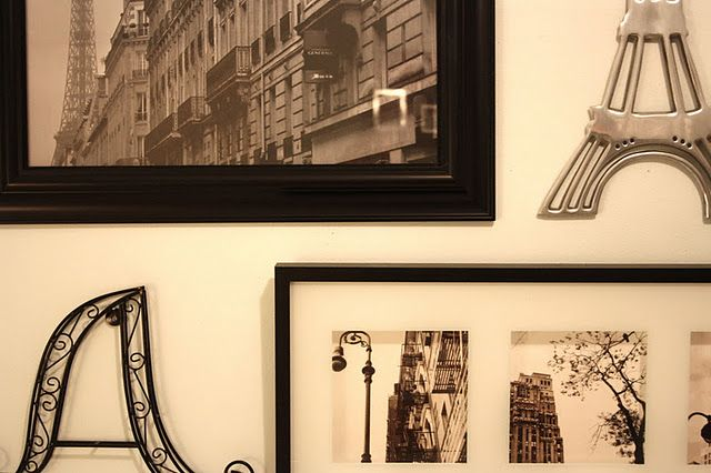 Nice Black And White Paris Wall Art Pictures Inspiration - Wall Art ...