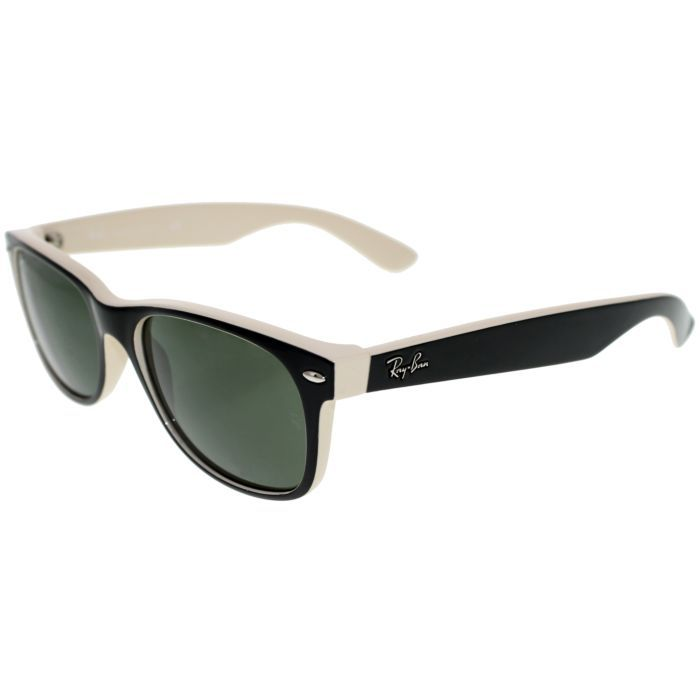 ea8d3ef0cf0 View 1 - Ray-Ban Men s New Wayfarer RB2132-875-55 Black Wayfarer Sunglasses