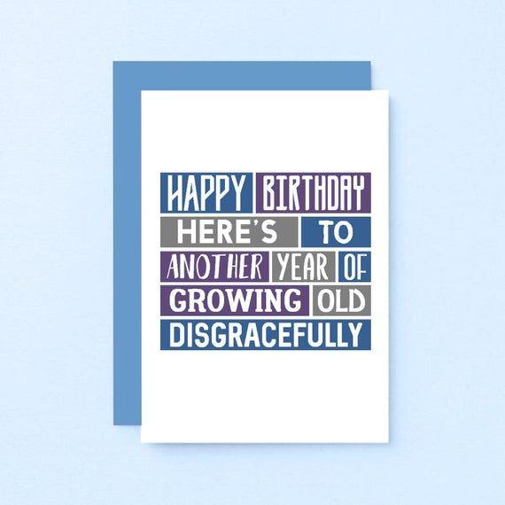 Funny Birthday Card For Friend Happy Birthday Friend Joke Happy Birthday Brother Sister Birthday Card Funny Se0039a6 In 2021 Happy Birthday Funny Ecards Happy Birthday Card Funny Birthday Cards For Friends