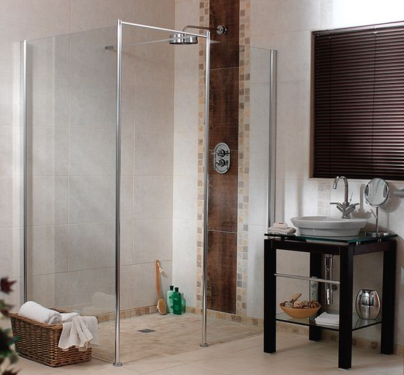 With The Tuff Form Shower Base You Can Create A