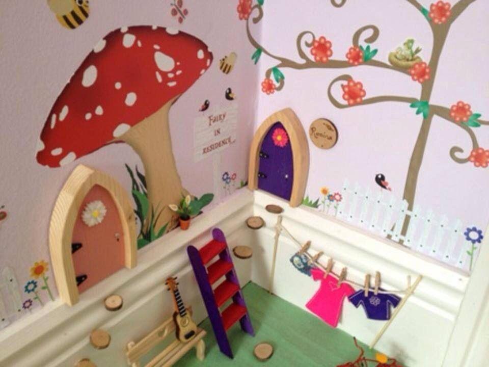 Irish Fairy Door Company, so clever. Something I would love to do ...