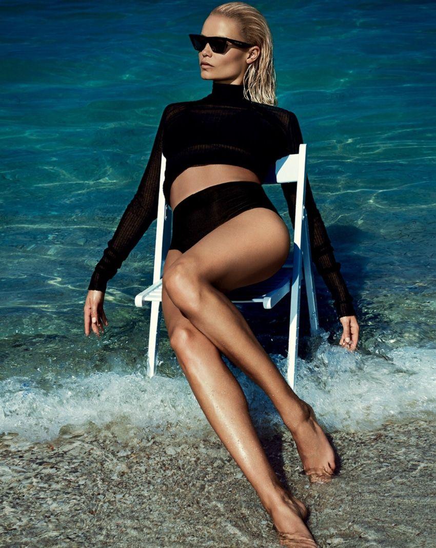 Vogue Russia June 2017 Natasha Poly by Txema Yeste #editorialfashion