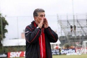 Caiu! Ricardo Drubscky é demitido do Atlético-PR