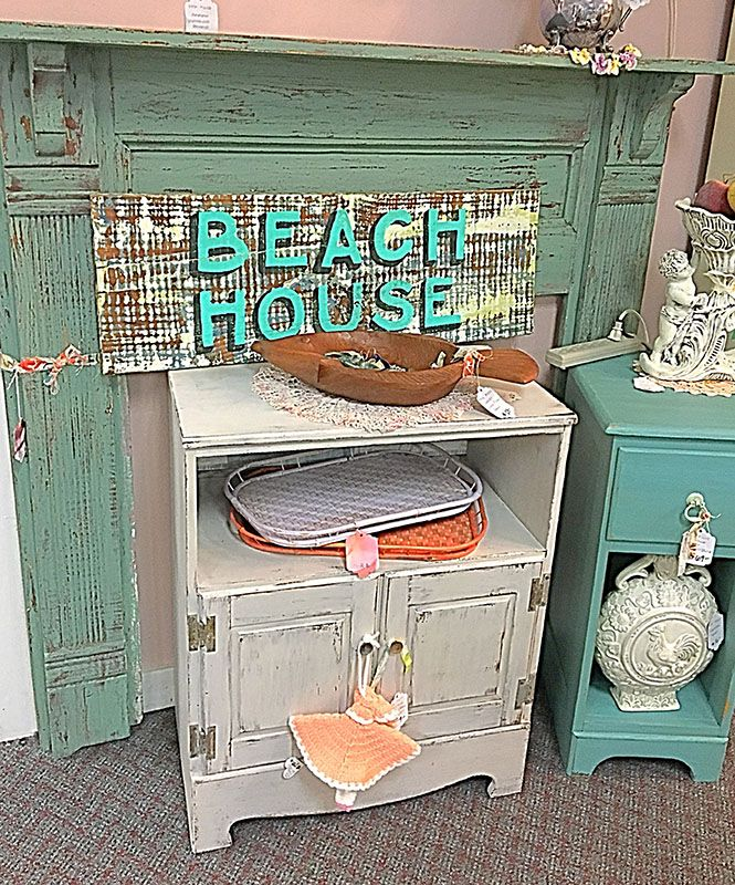 A Charming Used Furniture Boutique Specializing In Shabby Chic, Cottage And  Coastal Furniture Antiques And Hard To Find Gifts.