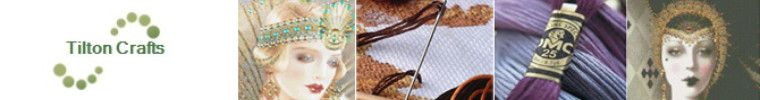 Hand Stitched Art & Acrylic Paintings by TiltonCrafts on Etsy