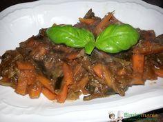 Verdure in agrodolce Bimby, un ottimo contorno sia con carne che con pesce! Potete usare le verdure che più vi piacciono! Ingredienti: 200 grammi di ...
