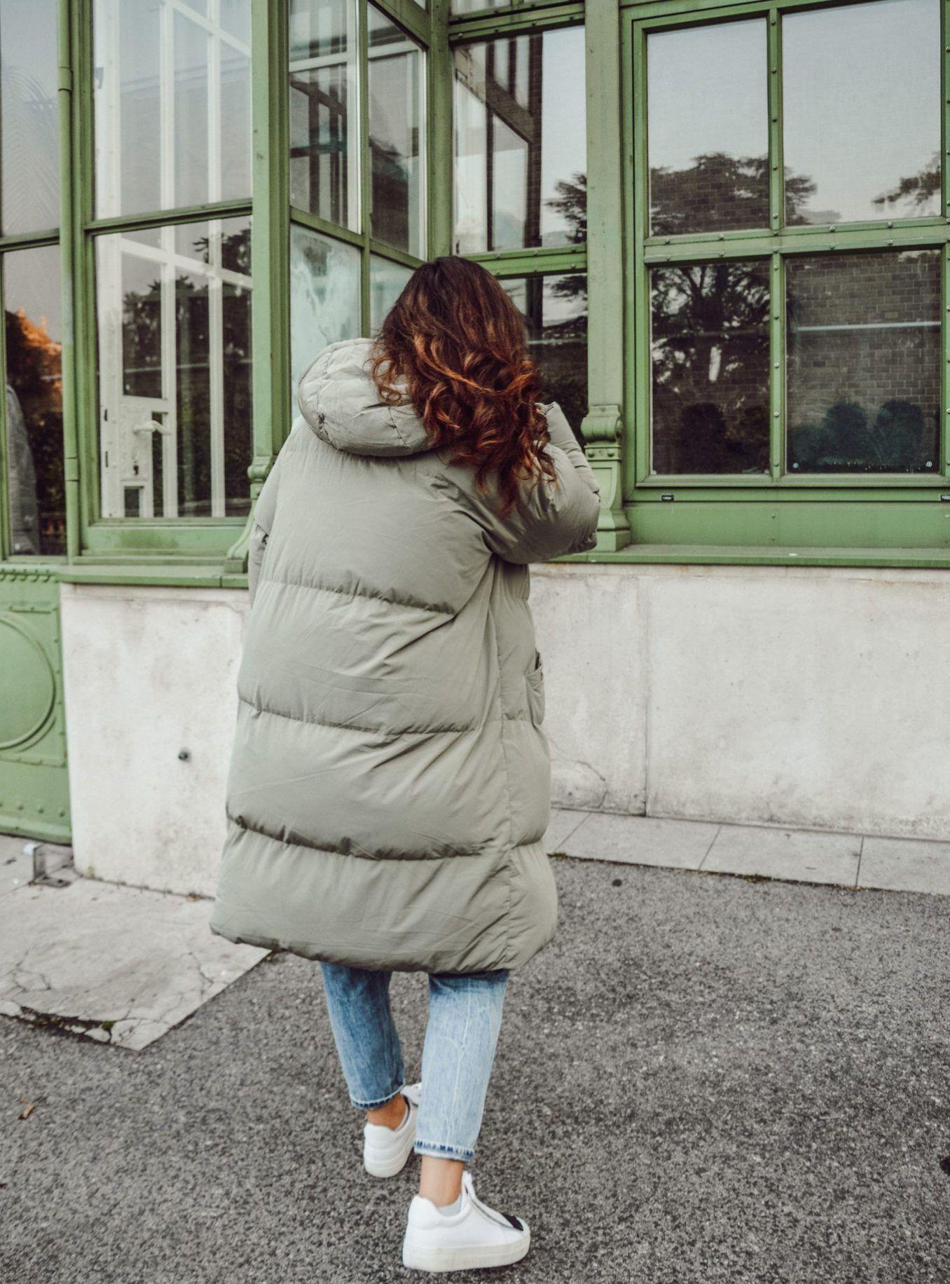 Eco Outfit: Die beste vegane & faire Winterjacke Justine