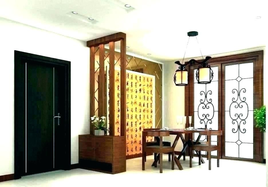 Foyer Living Room Divider Ideas Partition In India Dividers