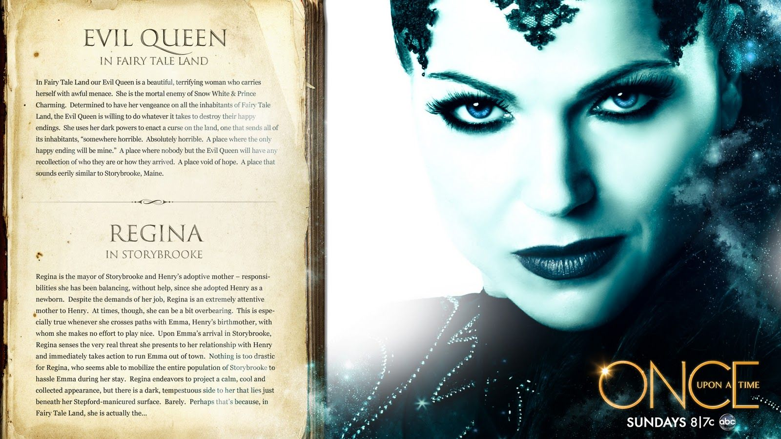 Once Upon A Time Wallpaper Photos Marie