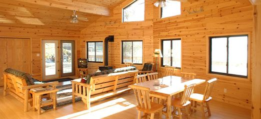 Beautiful Drive In Lodge On Eagle Lake In Ontario Stanleys Resort Has Been In Operation
