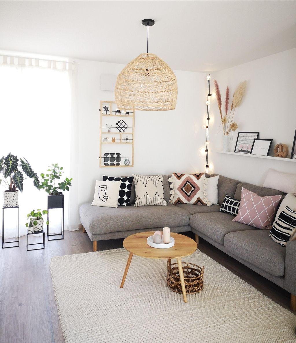 Unser Wohnzimmer Im Skandistyle Mit Sanften Natur U Wohnzimmer Einrichten Inspiration Wohnzimmer Einrichten Wohnung Wohnzimmer
