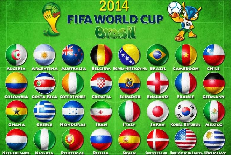 Presenting Fifa World Cup 2014 Team Logos Flags Players Awards Also You Can Get Fifa 2014 Team Logos Flags P Fifa 2014 World Cup Club World Cup World Cup
