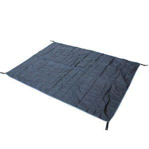 Black Color Thick Tent Footprint Waterproof Floor Saver