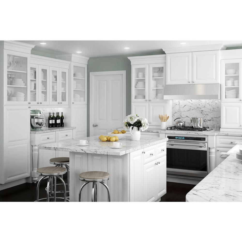 Home Decorators Collection Brookfield Assembled 33x42x12 In Double Door Wall Kitchen Cab Kitchen Cabinet Door Styles Home Depot Kitchen White Kitchen Interior