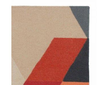 Unser Handgearbeiteter Teppich Kumily Bringt Klare Frische Farben Ein Durchdachtes Muster Und Eine Unkomplizierte Oberflchenstruktur Auf Seinen Neuen
