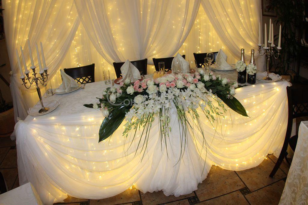 когда идёшь свадебное оформление зала и стола фото рады предложить низкие