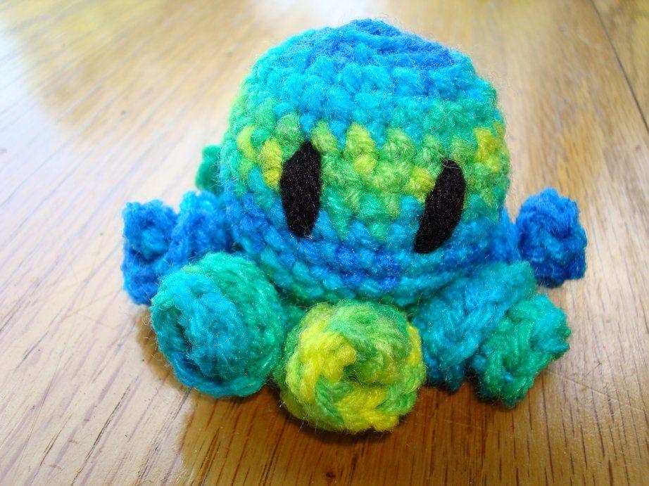 Amigurumi Kawaii Free : Nyanpon kawaii octopus amigurumi get it together girl
