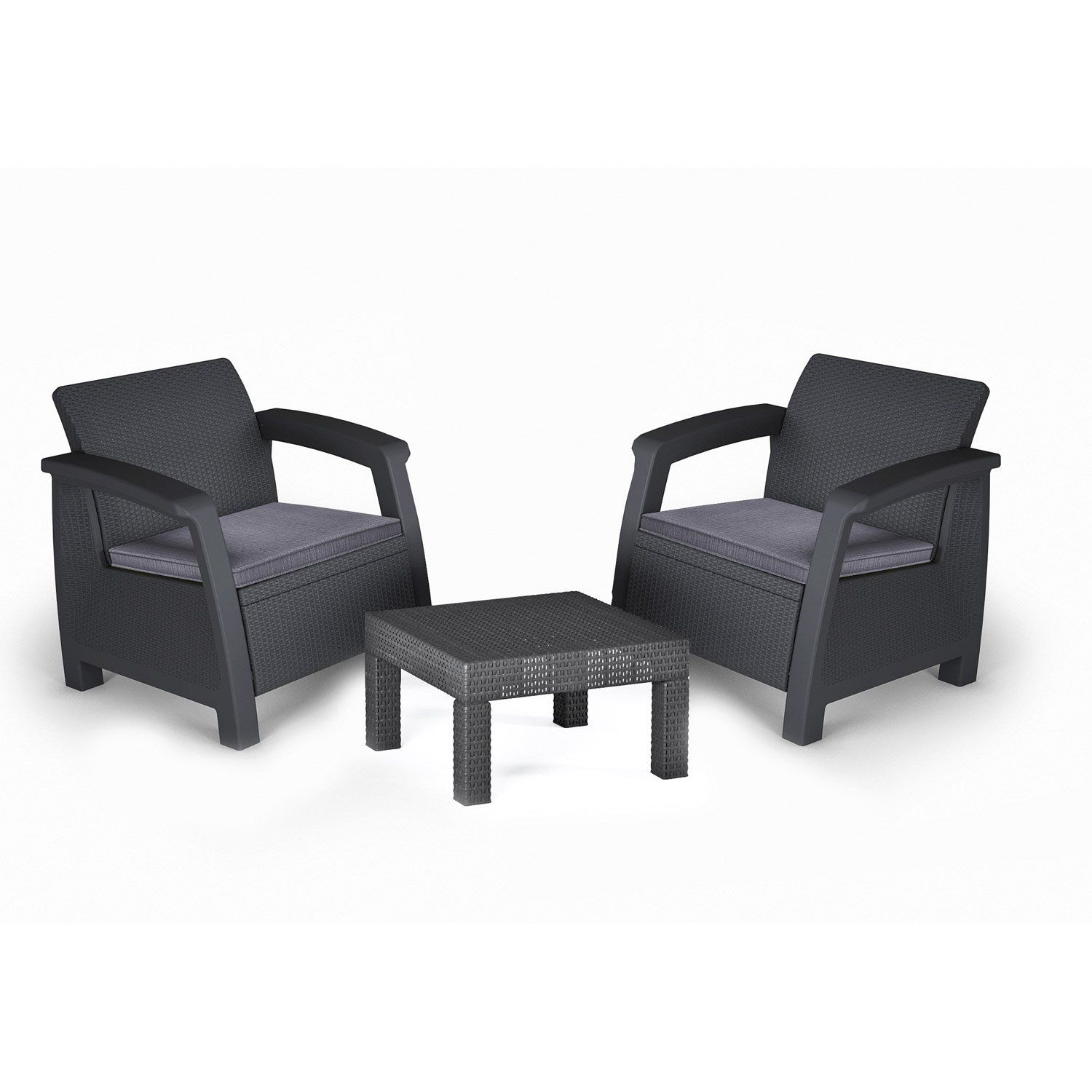 Etonnant Salon De Jardin 2 Personnes Pas Cher Lounge Furniture Furniture Garden Chairs