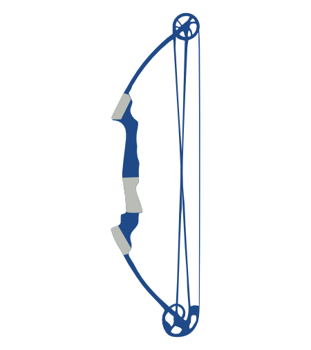 compound bow archery FREE SVG | All Things Cricut | Svg file