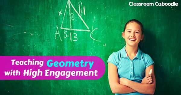 "Teaching geometry to elementary students offers learning with songs, hand and arm gestures and more. How to get geometry to ""stick"" in the minds of children."