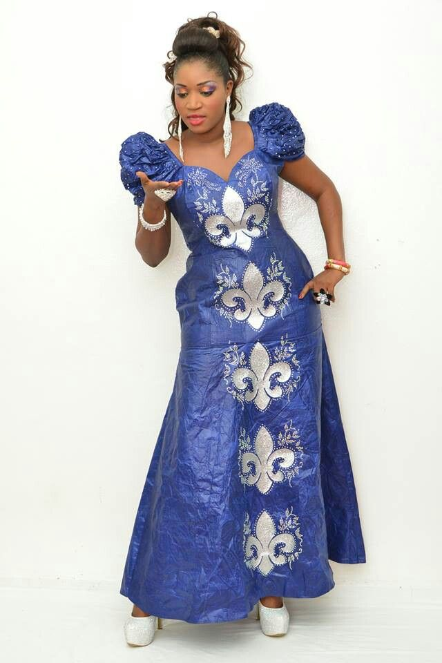 Blue dress. #Africanfashion #AfricanWeddings #Africanprints #Ethnicprints #Africanwomen #africanTradition #AfricanArt #AfricanStyle #Kitenge #AfricanBeads #Gele #Kente #Ankara #Nigerianfashion #Ghanaianfashion #Kenyanfashion #Burundifashion #senegalesefashion #Swahilifashion ~DK