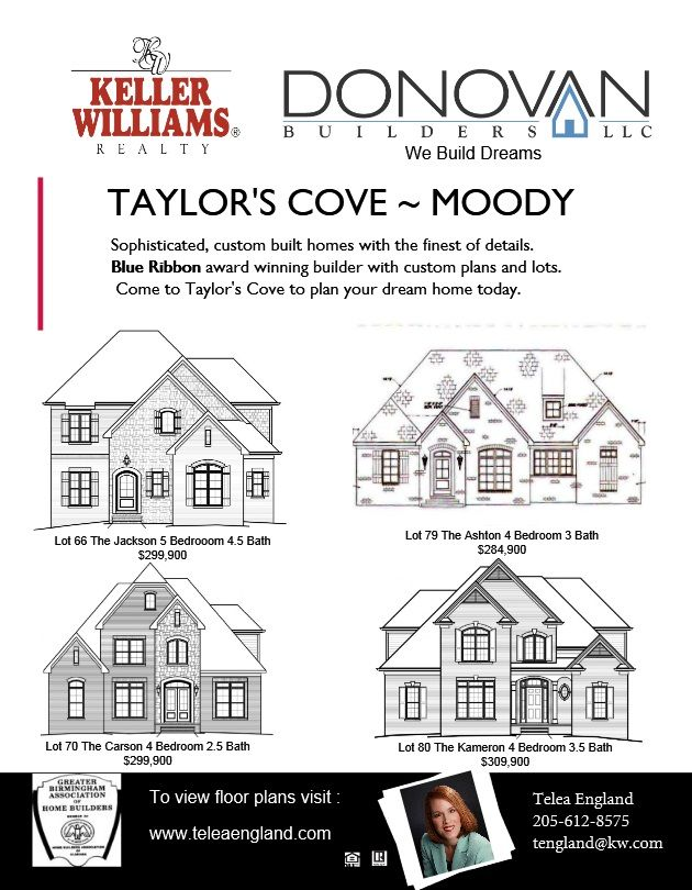 New Construction Homes By Donovan Builders 2200 Sq Ft View Floor Plans At Www Teleaengland Com Custom Built Homes New Construction How To Plan